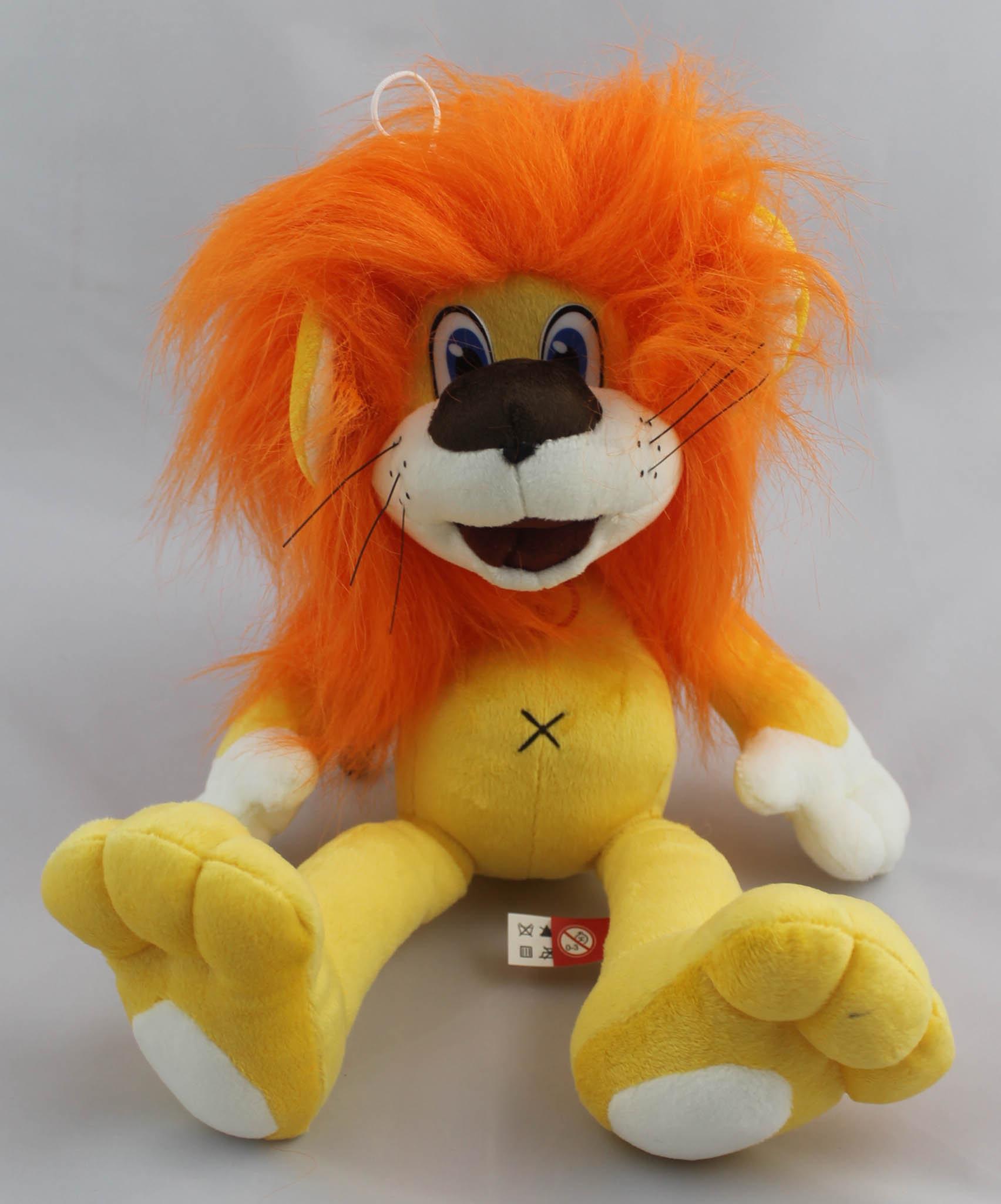 Lvenok piccolo leone di peluche famoso cartone animato