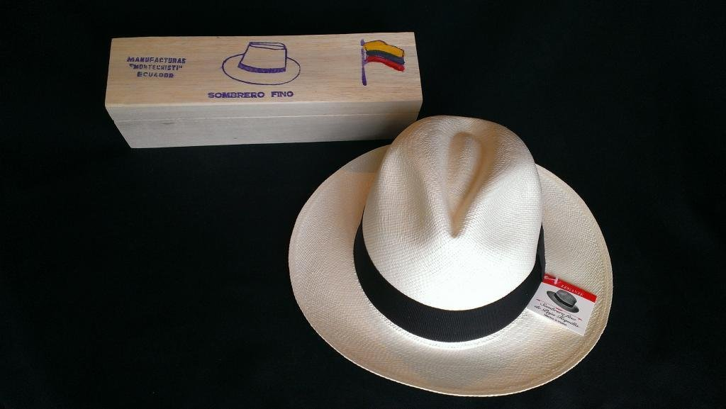 molti alla moda ordine il più votato reale Nuovi, Originali E Cappello Panama Montecristi Diretto Dall'Ecuador